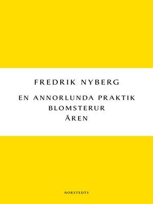 cover image of En annorlunda praktik/Blomsterur/Åren