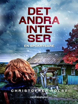 cover image of Det andra inte ser