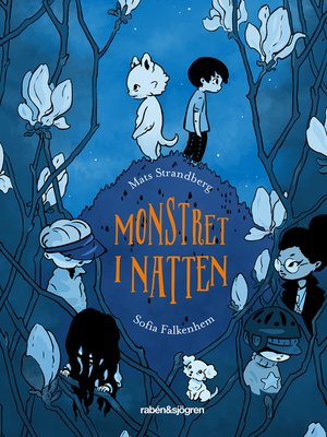 cover image of Monstret i natten