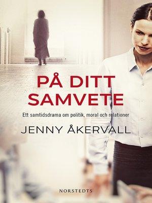 cover image of På ditt samvete