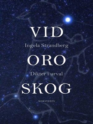 cover image of Vid oro skog