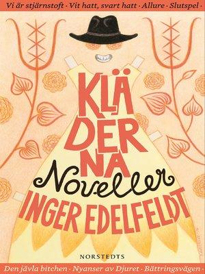 cover image of Kläderna