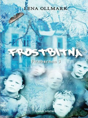 cover image of Firnbarnen 3--Frostbitna