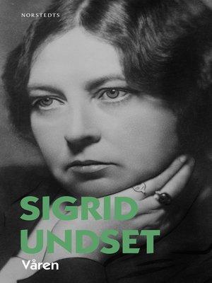 cover image of Våren
