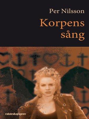 cover image of Korpens sång