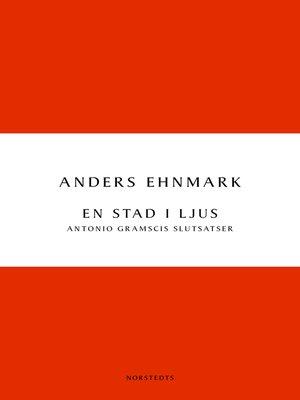 cover image of En stad i ljus