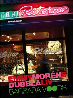 cover image of Emmy Moréns dubbla liv