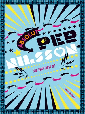 cover image of Absolut Per Nilsson