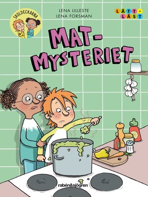 cover image of Mat-mysteriet