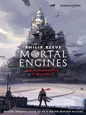 cover image of Mortal Engines 1