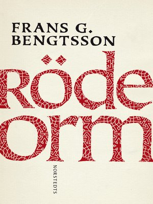 cover image of Röde Orm