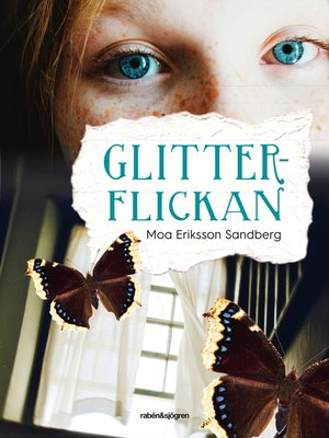 cover image of Glitterflickan