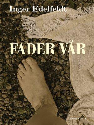 cover image of Fader vår