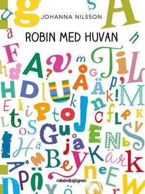 cover image of Robin med huvan