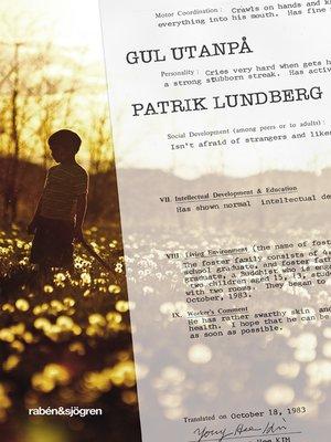 cover image of Gul utanpå