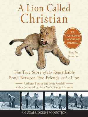 cover image of A Lion Called Christian