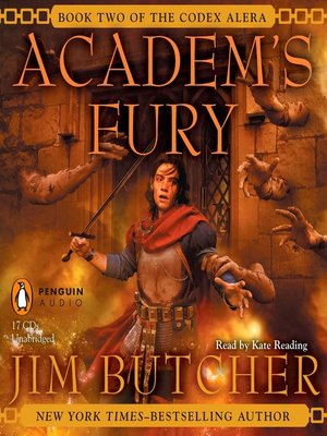 cover image of Academ's Fury