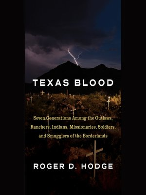 cover image of Texas Blood