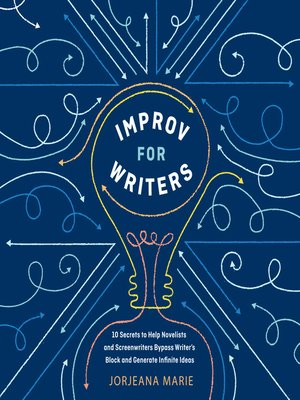 cover image of Improv for Writers
