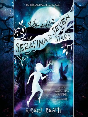 cover image of Serafina and the Seven Stars