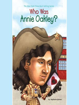 cover image of Who Was Annie Oakley?