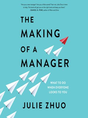 cover image of The Making of a Manager