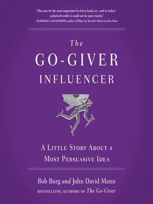 cover image of The Go-Giver Influencer