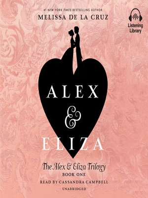 alex and eliza book series