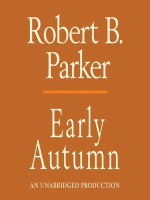 cover image of Early Autumn