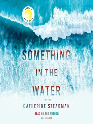cover image of Something in the Water