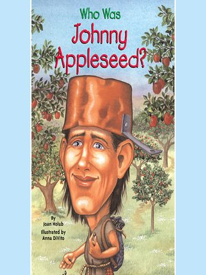 cover image of Who Was Johnny Appleseed?