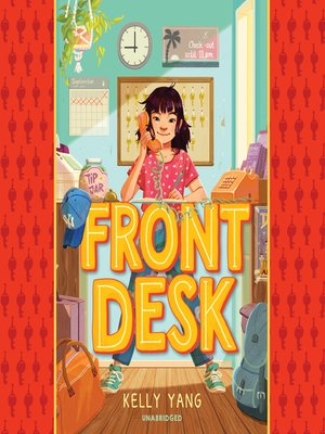 cover image of Front Desk