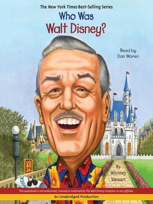 cover image of Who Was Walt Disney?
