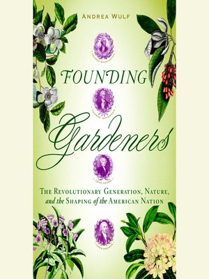 cover image of Founding Gardeners