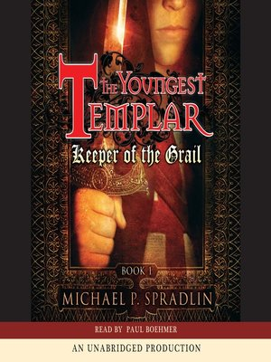 cover image of Keeper of the Grail