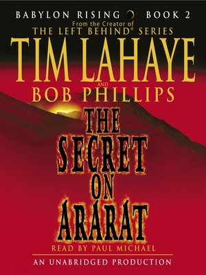 cover image of The Secret on Ararat