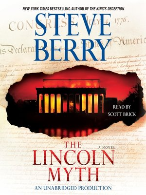 cover image of The Lincoln Myth