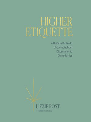cover image of Higher Etiquette