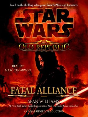 cover image of Fatal Alliance