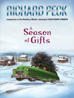 cover image of A Season of Gifts