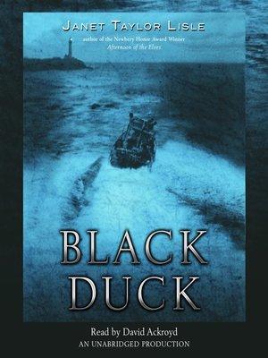 Ebook Black Duck By Janet Taylor Lisle