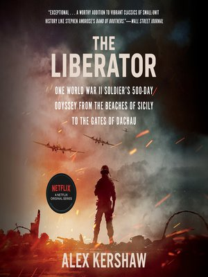 cover image of The Liberator