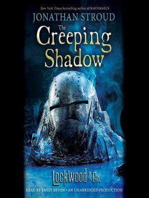 cover image of The Creeping Shadow