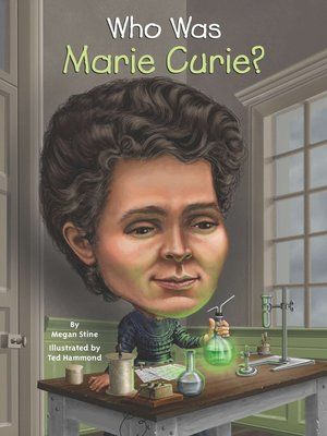 cover image of Who Was Marie Curie?