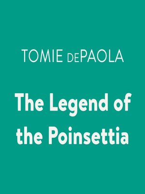 cover image of The Legend of the Poinsettia
