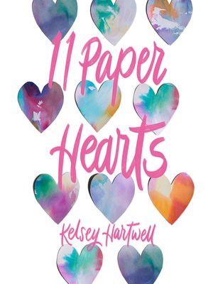 cover image of 11 Paper Hearts