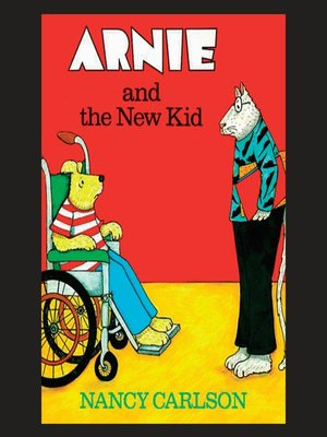 cover image of Arnie and the New Kid
