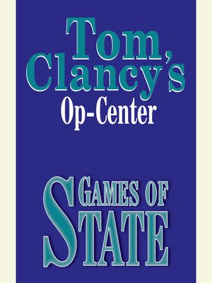 cover image of Games of State