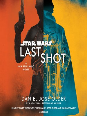 cover image of Last Shot (Star Wars)
