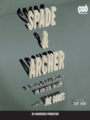 cover image of Spade & Archer